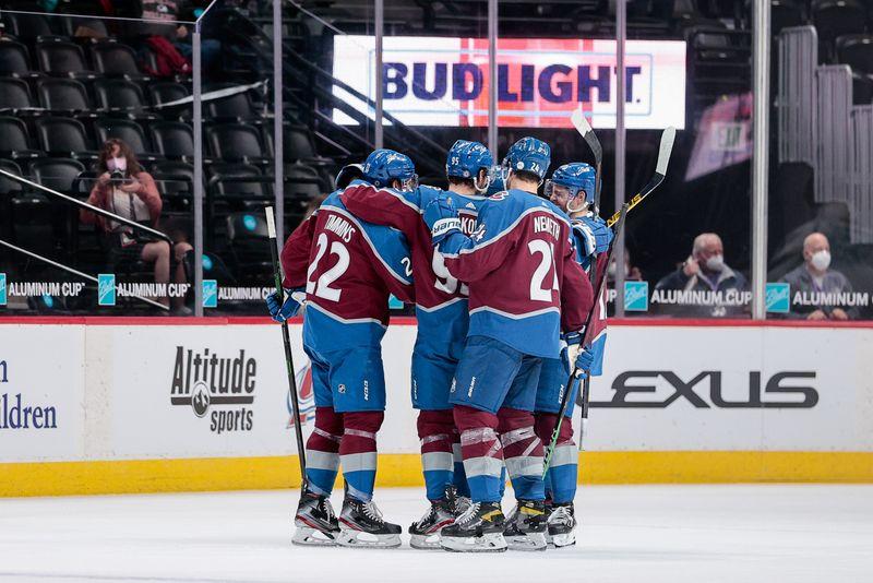 FILE PHOTO: NHL: San Jose Sharks at Colorado Avalanche