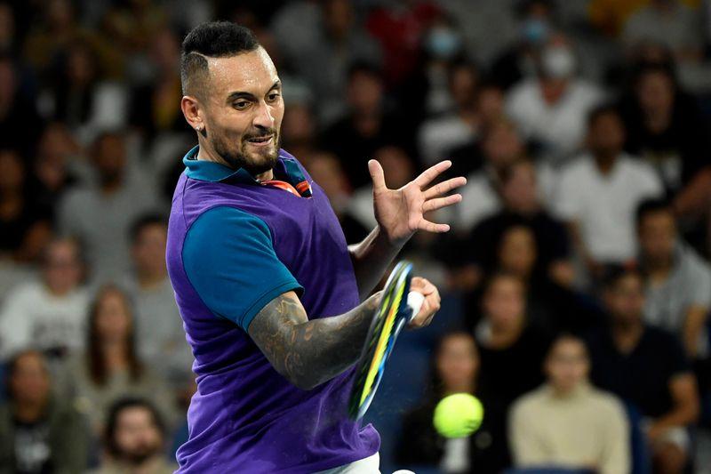 FILE PHOTO: Australian Open