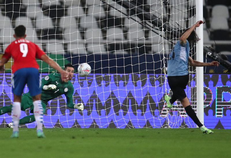 Copa America 2021 - Group A - Uruguay v Paraguay