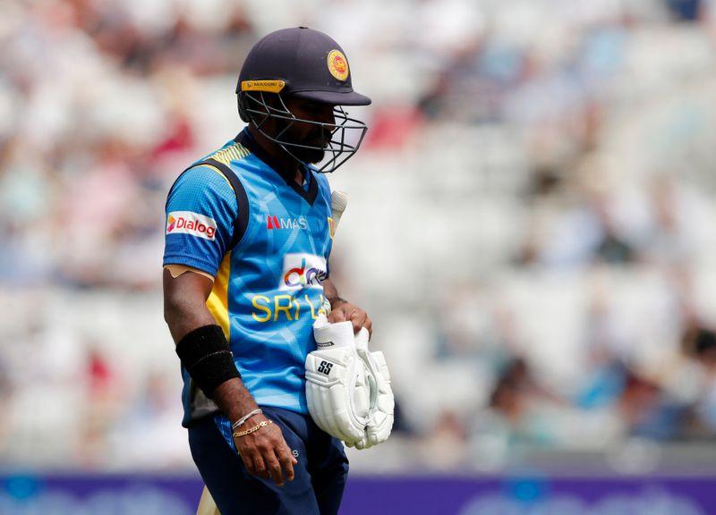 Second One Day International - England v Sri Lanka