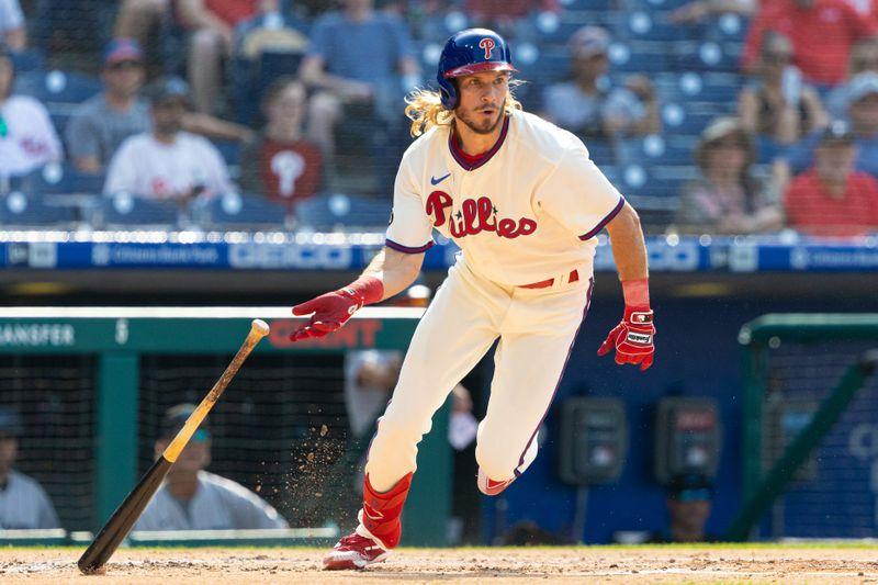 MLB: Game One-Miami Marlins at Philadelphia Phillies