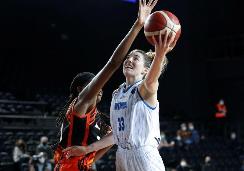 FILE PHOTO: EuroLeague Women - Final Four - Perfumerias Avenida v UMMC Ekaterinburg
