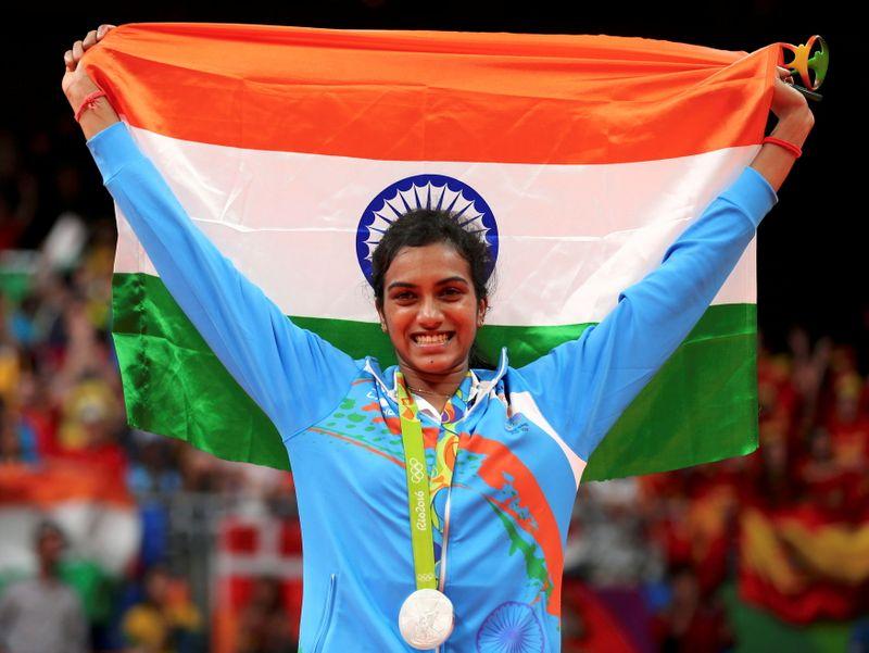 FILE PHOTO: Badminton - Women's Singles - Gold Medal Match