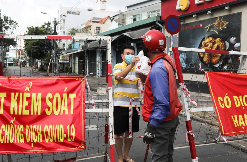 Coronavirus disease (COVID-19) pandemic in Vietnam