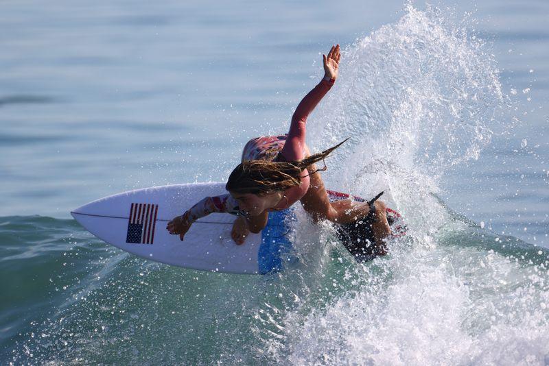 Tokyo 2020 Olympics - Surfing Training