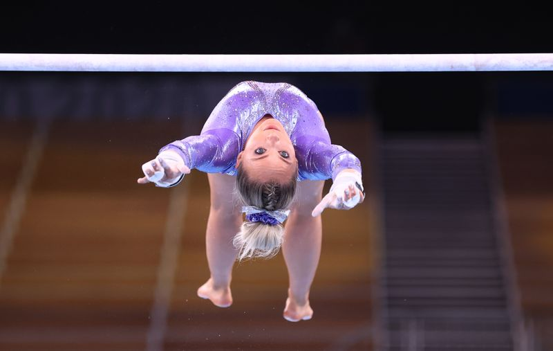 Tokyo 2020 Olympics - Gymnastics Artistic Training