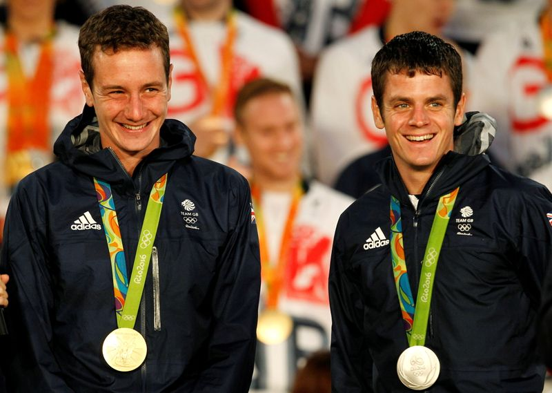 FILE PHOTO: FILE PHOTO: Team GB Homecoming Parade - Manchester