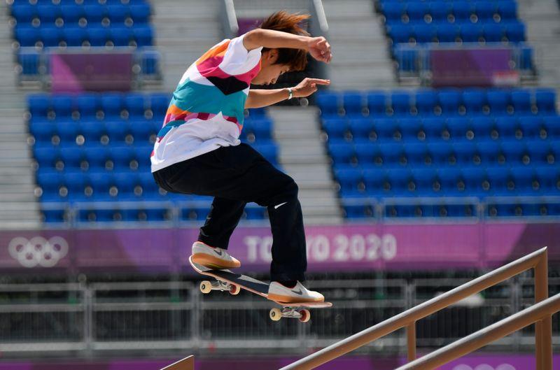 Skateboarding - Men's Street - Final