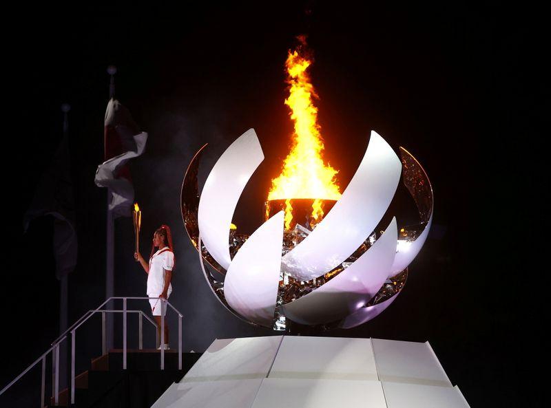 FILE PHOTO: TOKYO 2020 OLYMPICS: 23 July 2021