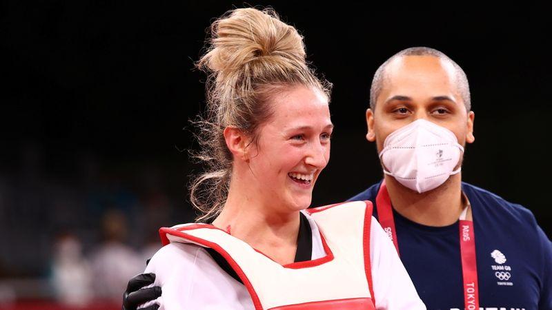 Taekwondo - Women's Welterweight 57-67kg - Semifinal