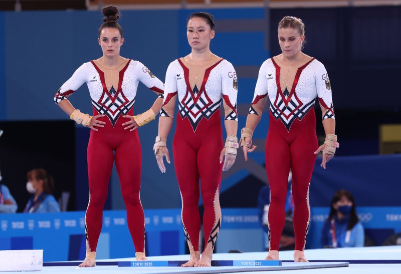 Gymnastics - Artistic - Women's Vault - Qualification