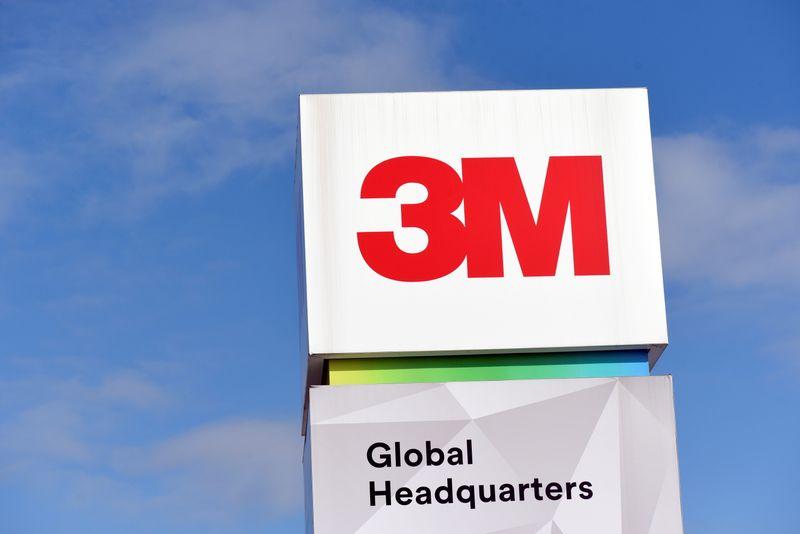 FILE PHOTO: FILE PHOTO: The 3M Global Headquarters in Maplewood, Minnesota