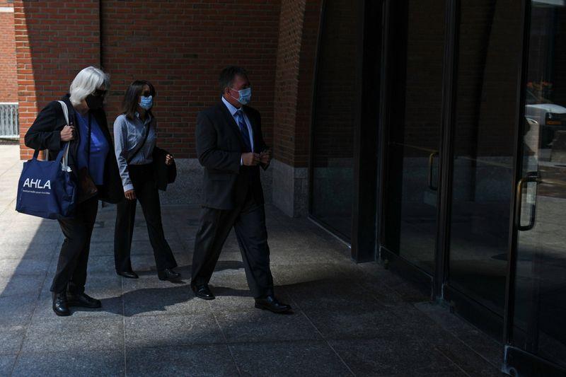 Former California police captain to be sentenced in eBay cyberstalking case