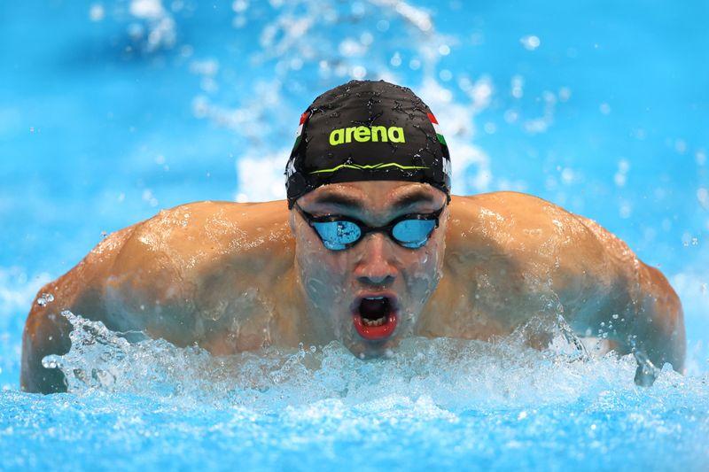 Swimming - Men's 200m Butterfly - Final