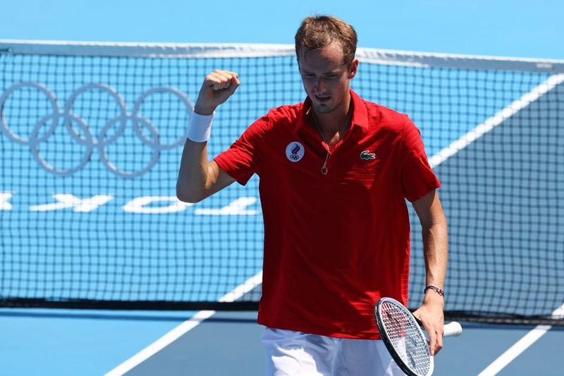 Tennis - Men's Singles - Round 3