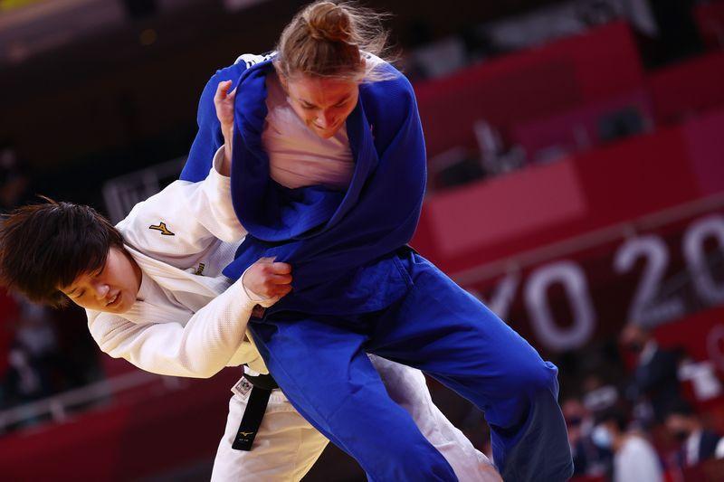 Judo - Women's 70kg - Quarterfinal
