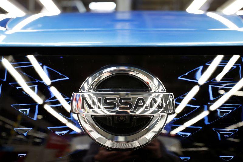 News conference at Nissan's Sunderland plant in Sunderland