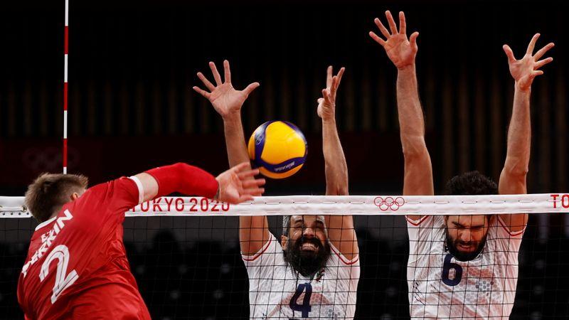 Volleyball - Men's Pool A - Canada v Iran