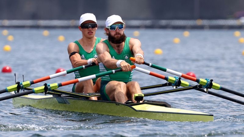 Rowing - Men's Lightweight Double Sculls - Semifinal 2