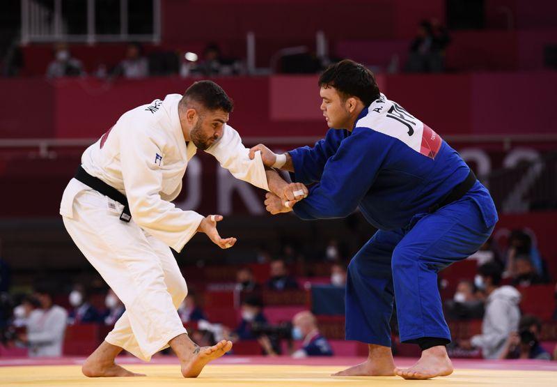Judo - Men's 100kg - Quarterfinal