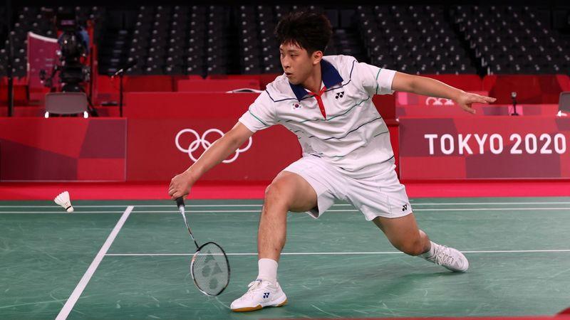 Badminton - Men's Singles - Group Stage