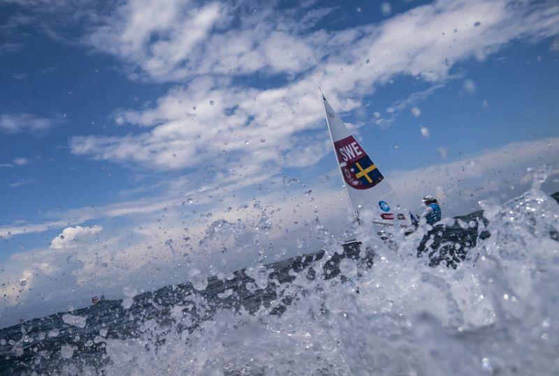 Sailing - Women's Laser Radial - Opening Series